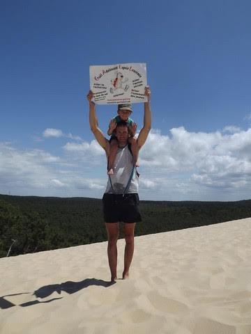 TOUR de France GAEL : 4500km - C'est fait !!!