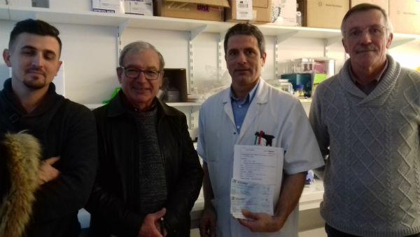 Visite à l'oncopole de Toulouse