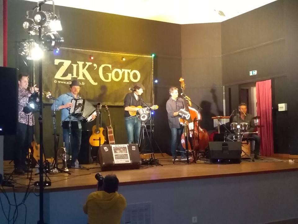 Concert Gaël
