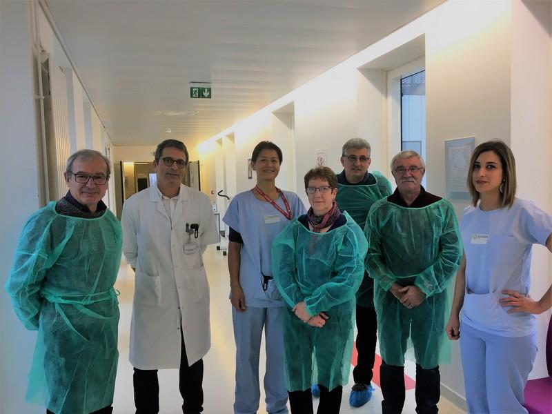 GAEL à l'oncopôle de Toulouse